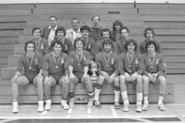 1980 Ontario Senior Volleyball Champions