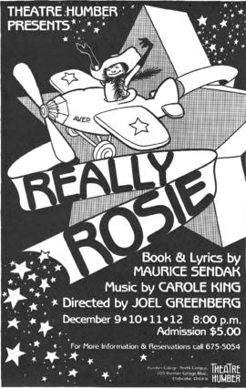 """Really Rosie"" : [poster]"