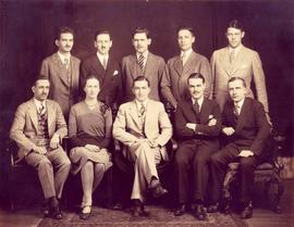 Osgoode Hall Literary and Athletic Society 1928-1929