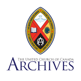 Go to United Church of Canada Archives
