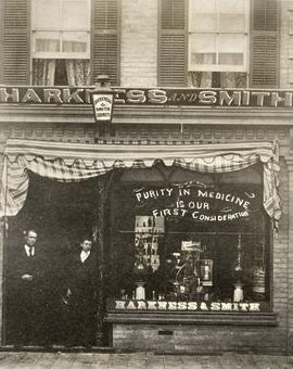 Drug Stores:  Harkness & Smith