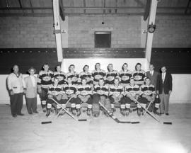 Whitby Senior Hockey Club fonds
